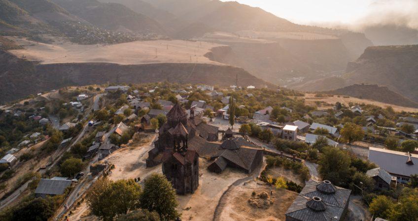 Запрет на въезд гражданам армении