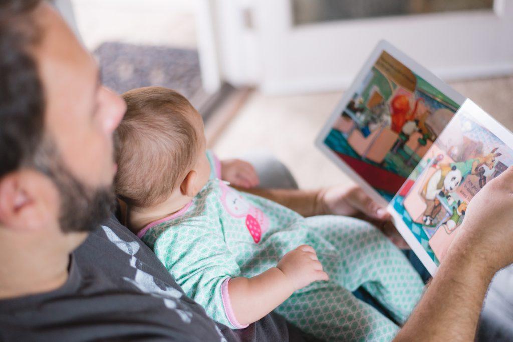 Определение места жительства ребенка с отцом