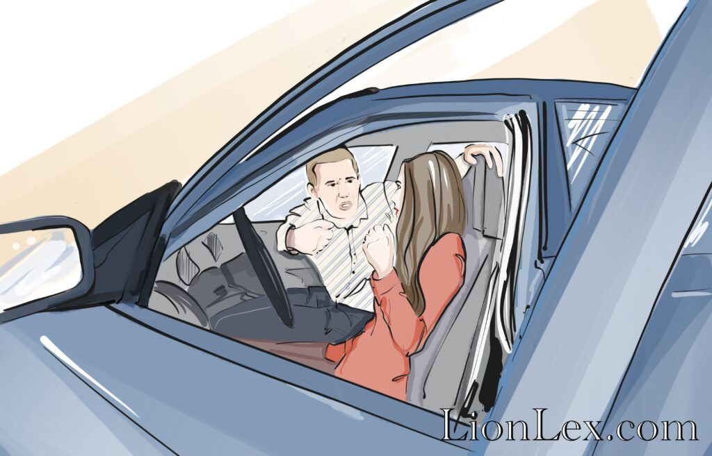 как делить авто при разводе