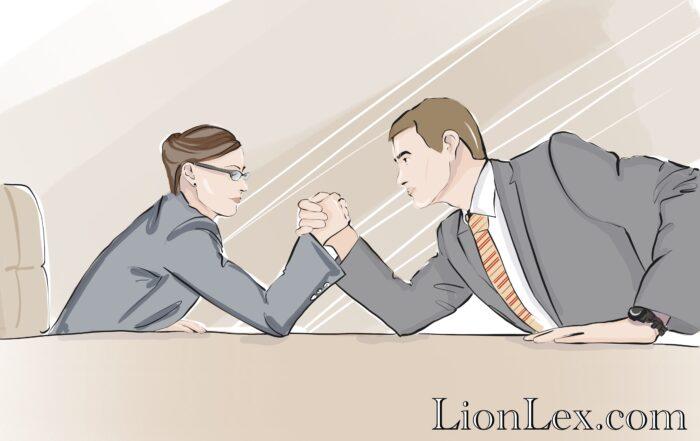 как делится бизнес при расторжении брака