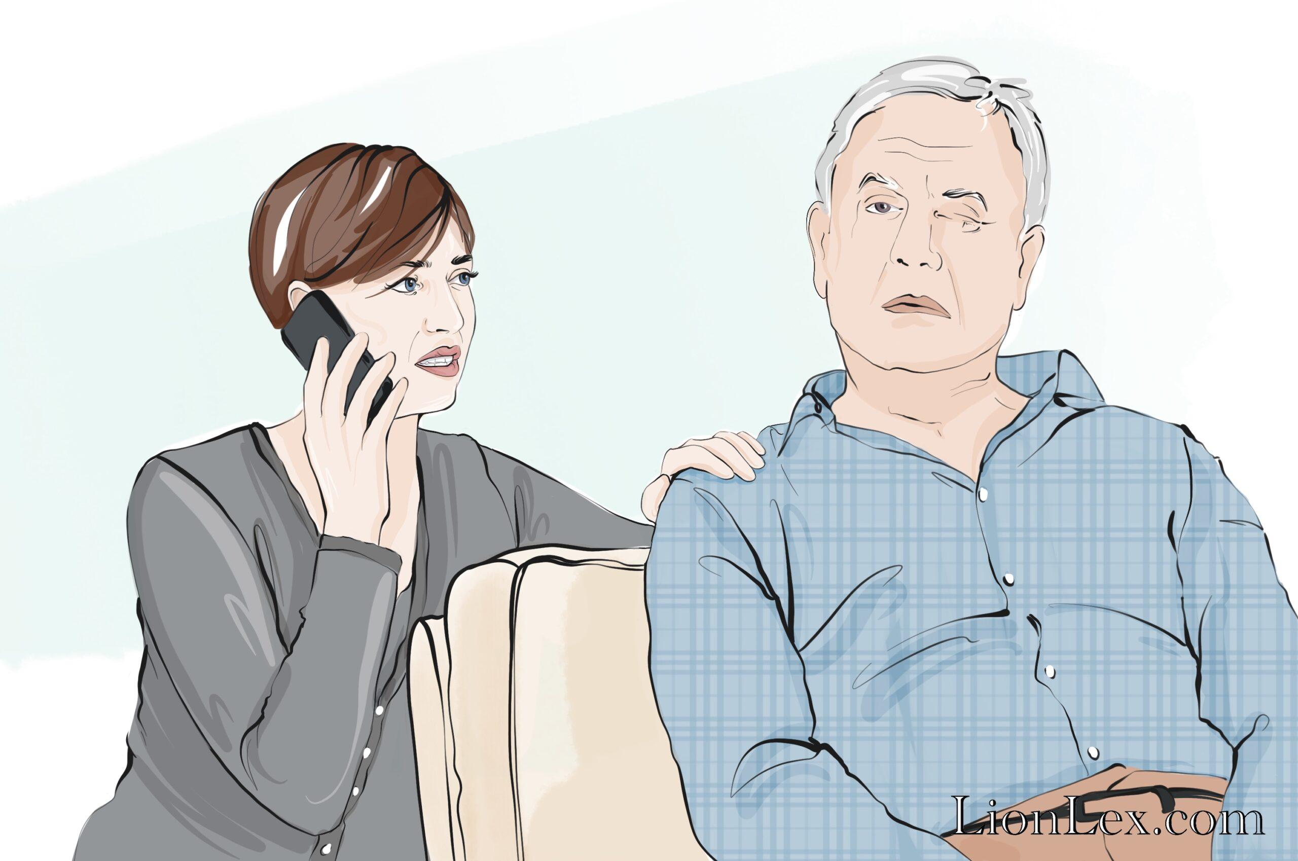 признание недееспособным после инсульта