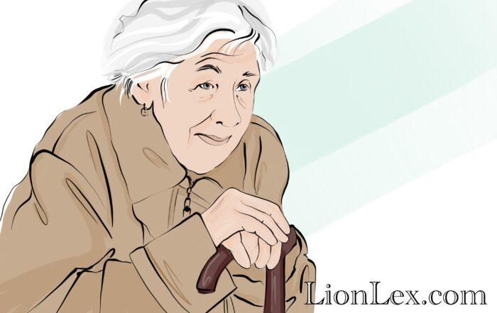 признание недееспособным пожилого пенсионера